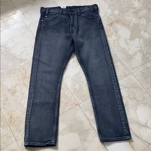 Levis 505 Cropped jeans